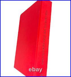 1st Edition Official Michael Jackson OPUS Book & glove in original box MINT Rare
