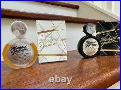 2x VINTAGE 1989 MICHAEL JACKSON EDT 2oz Signature Perfume. Rare w Box. Women Men