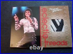 Carte Panini rare ET2 Michael Jackson
