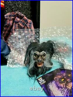 Custom 1/6 Betomatali Michael Jackson Thriller WERECAT Figure Rare Only 14 Made