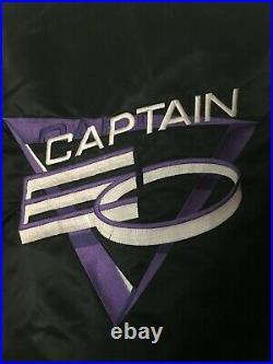 Disney Captain EO XL Extra Large Jacket Michael Jackson Rare Limited Edition OOP
