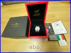 Dolce Medio Michael Jackson Memorial model Wristwatch Limited edition Rare JP