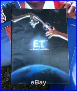 E. T. The Extra-Terrestrial Audiobook Vinyl narrated by Michael Jackson Very Rare