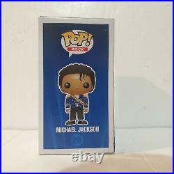 Funko POP Michael Jackson Grammys 26 #26 very rare pop! Rock