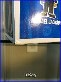 Funko POP Rocks Military Michael Jackson 26 Rare Vaulted
