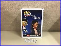 Funko Pop! Rock Michael Jackson in Black Suit Billie Jean #22 Vaulted Rare NIB