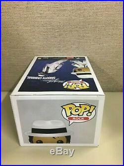 Funko Pop! Rocks Michael Jackson Smooth Criminal #24 VAULTED/RARE IMPERFECT