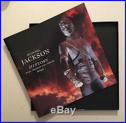 History Very Rare Original Lp Box Set USA 1995 Michael Jackson