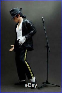 Hot Toys Michael Jackson Billie Jean History Tour Figure Statue Size 1/6 rare