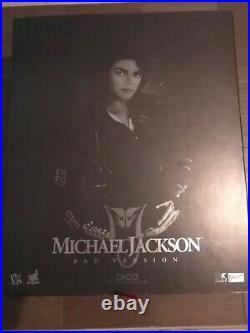 Hot toys Michael Jackson bad figure ultra rare