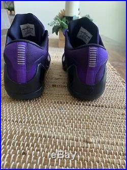 Kobe 9 IX Elite Low Moonwalker Michael Jackson Size 11 Authentic Rare