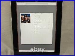 Limited Edition Michael Jackson Apple iPad 1st Gen 1 of 150 New In Box Rare