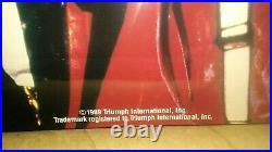 MICHAEL JACKSON 1989 PREMIUM SWISS MILK CHOCOLATE BAR Posters. Very rare
