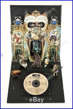 MICHAEL JACKSON 1993 DANGEROUS POP UP COLLECTORS GOLD EDITION CD RARE 1st PRINT