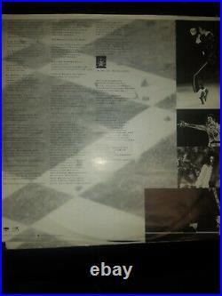 MICHAEL JACKSON BLOOD ON THE DANCE FLOOR 68000 S1 US VINYL Print 2LP VERY RARE