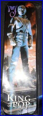 MICHAEL JACKSON OFFICIAL LICENSED HIStory METAL PENCIL CASE ULTRA RARE SEALED