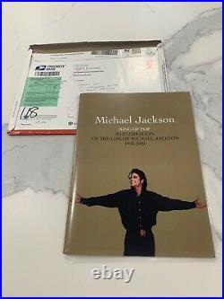 MICHAEL JACKSON Original Funeral Guide -Collectors Item! VERY RARE & UNIQUE RIP