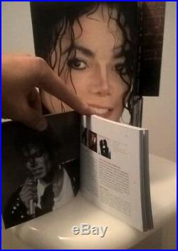 MICHAEL JACKSON rare box (anno 2010) SPECIAL RELEASE FOR ITALIAN FAN ONLY