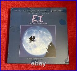 Michael JACKSON E. T The Extra Terrestrial Sealed Ultra Rare