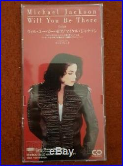 Michael Jackson 7 CD Collection Rare Japan Beautiful