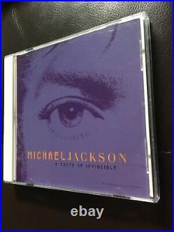 Michael Jackson A Taste Of Invincible RARE Single CD ESK56696 DIDP-106828