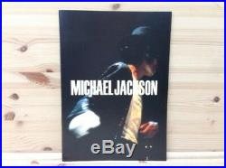 Michael Jackson BAD Sony Epic 1988 Promotional Pamphlet Book Not for Sale Rare
