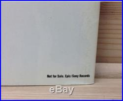 Michael Jackson BAD pamphlet 1988 CGC 1226 program Not for sale Ultra Rare
