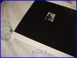 Michael Jackson Bad 1st Edition Album Cover Artwork Proof 10 Exist MEGA RARE