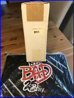 Michael Jackson Bad 25 Deluxe Collectors Edition New Box Very Rare no Promo CD