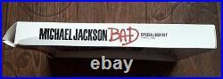 Michael Jackson Bad Japan Special Box Set 60-8P-5006 No Promo Rare