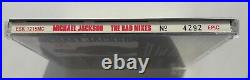 Michael Jackson Bad Mixes 13 Track Special Promo CD ESK 1215MC Rare