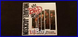 Michael Jackson Bad Remix by Afrojack Bad25 HMV Exclusive CD Very Rare