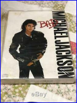 Michael Jackson Bad Special Box Set Limited Edition in Japan Rare goods