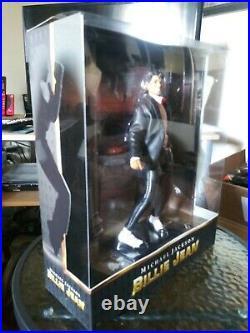 Michael Jackson Billie Jean RARE Collectible Doll Playmates