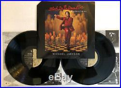 Michael Jackson Blood On The Dance Floor 1997 US 1st Press RARE OOP (NM)