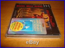 Michael Jackson Blood On The Dance Floor OBI Taiwan 3D CD Album sealed MEGA RARE