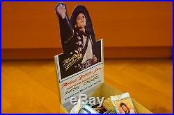 Michael Jackson Bubble Gum box collector RARE