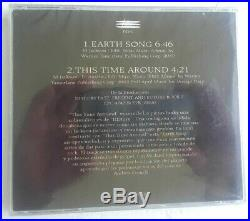 Michael Jackson CD Earth Song This Time Around Rare New Seal