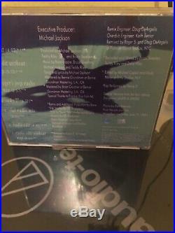 Michael Jackson CD Single Promo Jam Rare ESK 74333