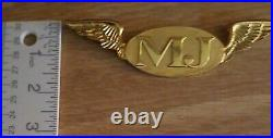 Michael Jackson Commemorative This is It Tour Concert Pin NEWithRARE