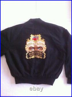 Michael Jackson Dangerous Tour 1992 Rare vintage Authentic, Unused Jacket