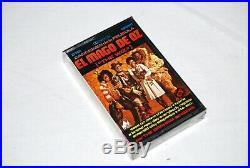 Michael Jackson EXTREME RARE COVER WIZ MAGO DE OZ CASSETTE TAPE SEALED UNIQUE