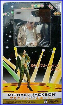 Michael Jackson Golden Version Rare Licensed Figure / Statue Not Hot Toys