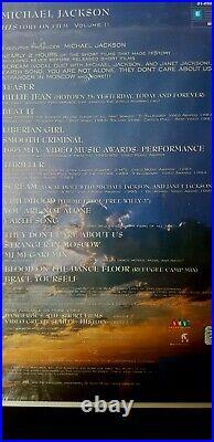 Michael Jackson HISTORY ON FILM Vol. 2 VIDEO KOREA RARE VHS New & Sealed! @@