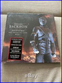 Michael Jackson HIStory LP SEALED Mega Rare New