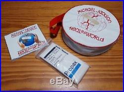 Michael Jackson Heal The Wolrd First Aid Kit. Rare. Smile