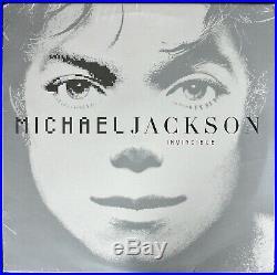 Michael Jackson Invincible 2001 Vinyl 2xlp Album 16 Trks Rare Sealed