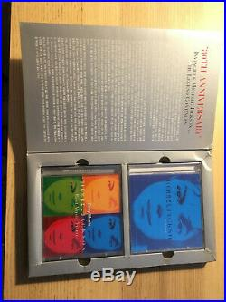 Michael Jackson Invincible Boxset Mega Rare Korea Smile Promo