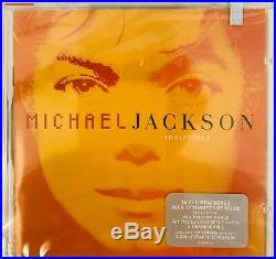 Michael Jackson Invincible CD All 5 Collectable CD Covers USA Versions Red Rare