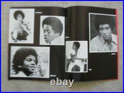 Michael Jackson Jackson Five Mega Rare 1973 Australian Tour Program Pop Music